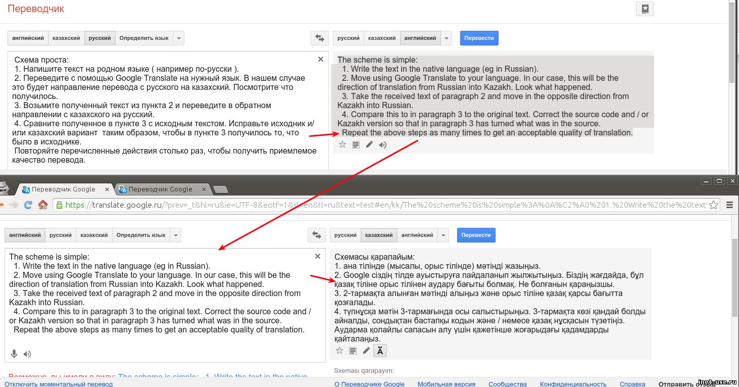 Перевод с казахского языка на русский Бюро переводов 92