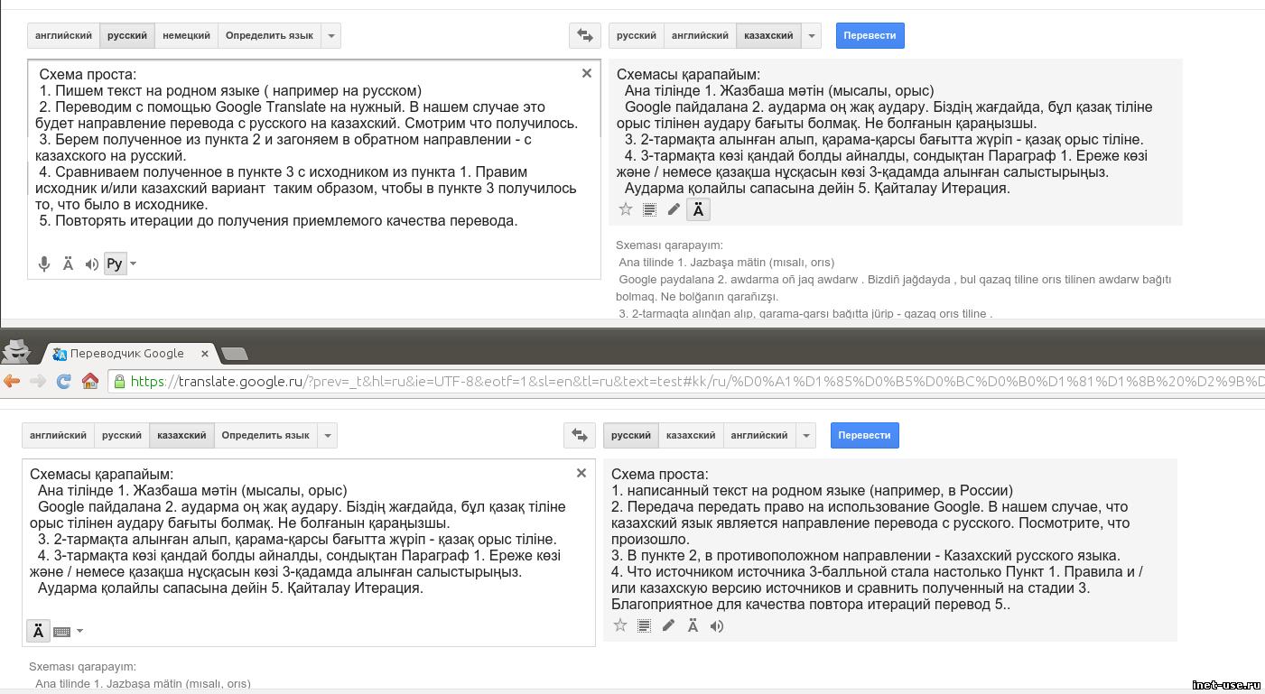 Перевод с казахского языка на русский Бюро переводов 717