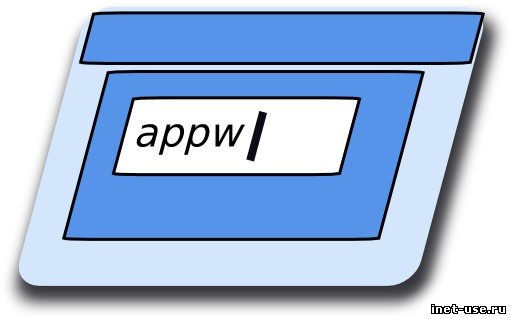 run applet logo